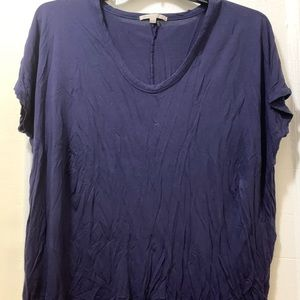Gap Navy Blue Shirt. XL.